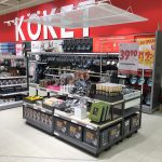 Shopfitting - Supermarket - ICA - Rollout